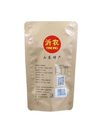 Top Zip Plastic Bag Round Bottom Plastic Food Packaging Bag