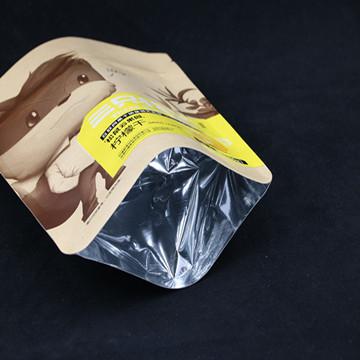 zip lock Foil bags reseal...