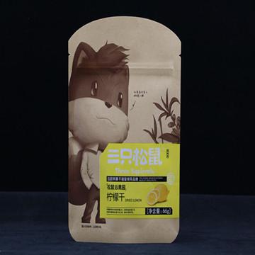 cheap kraft food packaging...