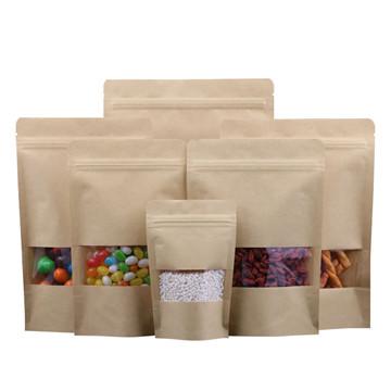 sandwish bag with winidow...