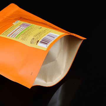 Four advantages of food packaging bags