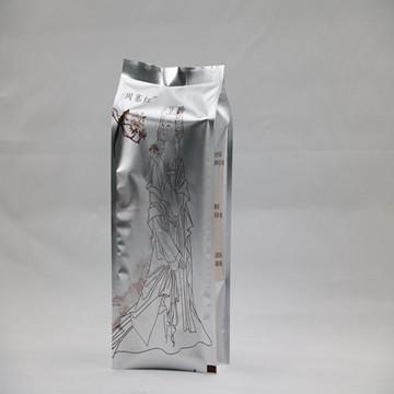 Composite aluminum foil bag for food packaging
